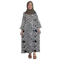 Longdres Batik, Daster Lengan Panjang Batik, Baju Tidur, Piyama, Kancing, Daster Bumil, Busui (LPT001-69)