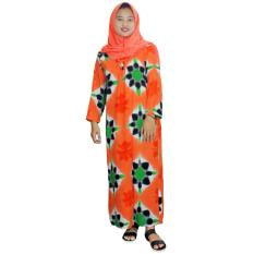 Longdres Batik, Daster Lengan Panjang Batik, Baju Tidur, Piyama, Leher Kerut (LPT001-98)