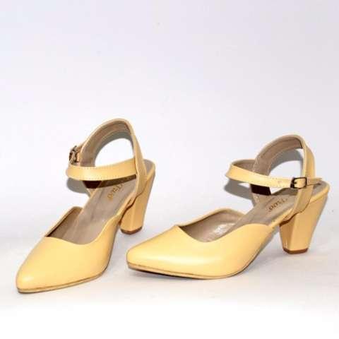 Marlee PSS-703 Sepatu Heels Wanita - Camel