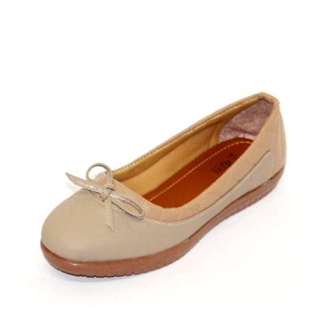 Marlee Slip On Shoes Wanita BLD-01 Moca