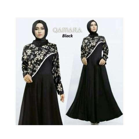 ... Rok Jeans Payung Murah. Source · maxi amara black fashion wanita gamis maxi dres baju muslim