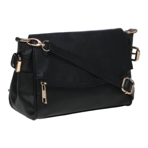 MYNT by Mayonette Tas Wanita Shoulder Bag Retro Casual Impor Quality Bianka Mini Sling (Hitam
