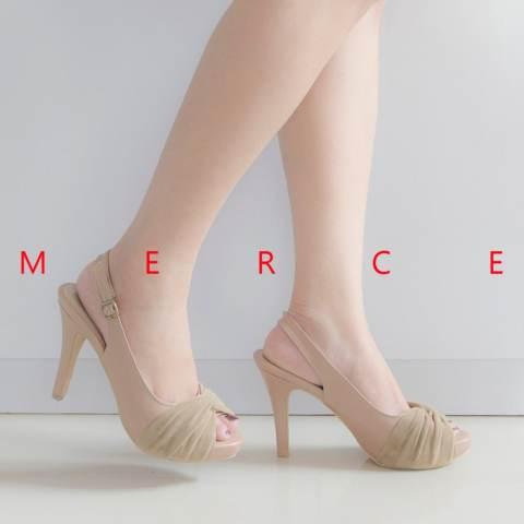 Isabel - Sepatu Wanita Hak Tinggi BRENDA Heels - Putih. Rp 95.000. Rp 200.000