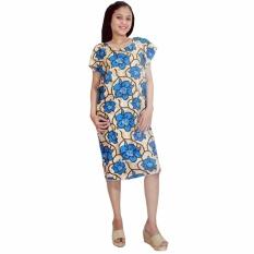 Midi, Daster Midi, Dress Santai, Baju Tidur, Piyama, Atasan Batik (BPT002-83)