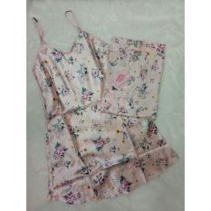 Moscow Kimono Satin/Kimono Bunga/Baju tidur/Kimono Vintage