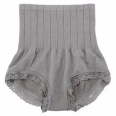 Munafie Slim Pant Celana Korset (All Size ) - Abu-abu