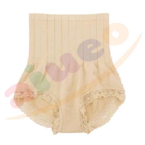 Munafie Slim Pant Celana Korset Grade A (All Size ) - Cream 1
