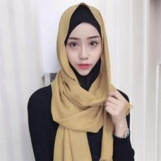 Muslem Serban Gaya Indonesia Panas untuk Bor Panjang Handuk Wanita Musim Gugur Sifon Malaysia Benang Handuk Mosslem Orang sarung Kepala-Internasional