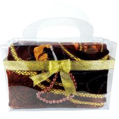Nabawi Parcel Sajadah Alif - Coklat