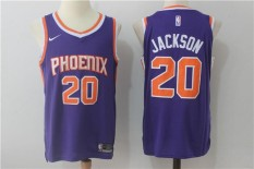 NBA Men's Phoenix Suns Josh Jackson #20 Purple Swingman Basketball Jersey Offical - intl