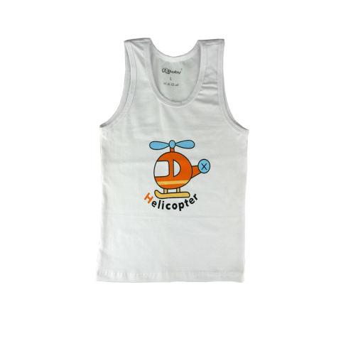 Nbaby Singlet Bayi Laki  Tanktop Bayi Laki  BBA 3174 1
