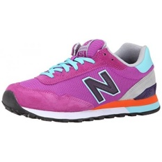 New Balance Womens WLodern Classic Running Shoe, Violet, 7 B US - intl