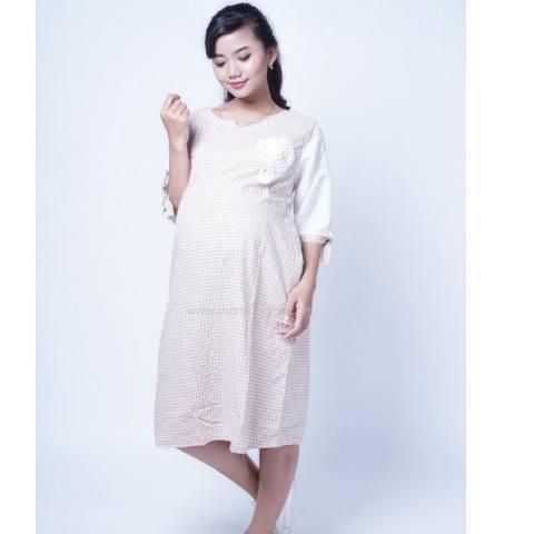 Harga Ning Ayu Baju Hamil Dress Hamil Menyusui Sunny Dress Dro 890