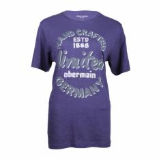Obermain T-Shirt Pria Limited