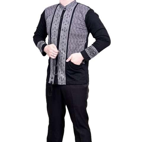 Ormano Baju Koko Muslim Batik Bordir Lengan Pendek Lebaran Hari Raya Pengajian Zo17 Kk88 Kemeja Fashion. Source · Id-test-11.slatic.net/p/7/ ormano-