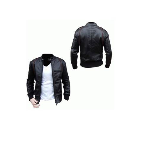 Jaket Semi Kulit Ariel Noah / SK24 - Best Seller. Source · Ormano Jaket Kulit Ariel - Hitam-Merah
