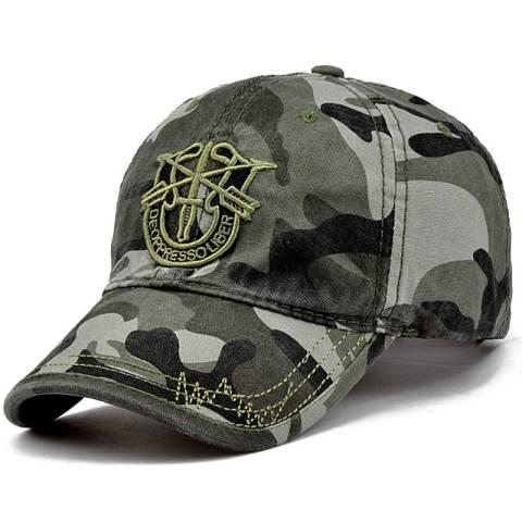 Ormano Topi Fashion Snapback Deoppressoliber Militer Tactical Army Bordir Casual Loreng Aksesoris Pria Wanita Hat Cap