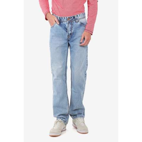Pakaian Jeans Pria Lois Comfort Fit Fashion Denim Pants Blue Denim Diskon discount murah bazaar baju