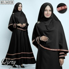 Pakaian Muslimah Fashionable Wanita - Baju Gamis Wanita -  Gamis Jasmine