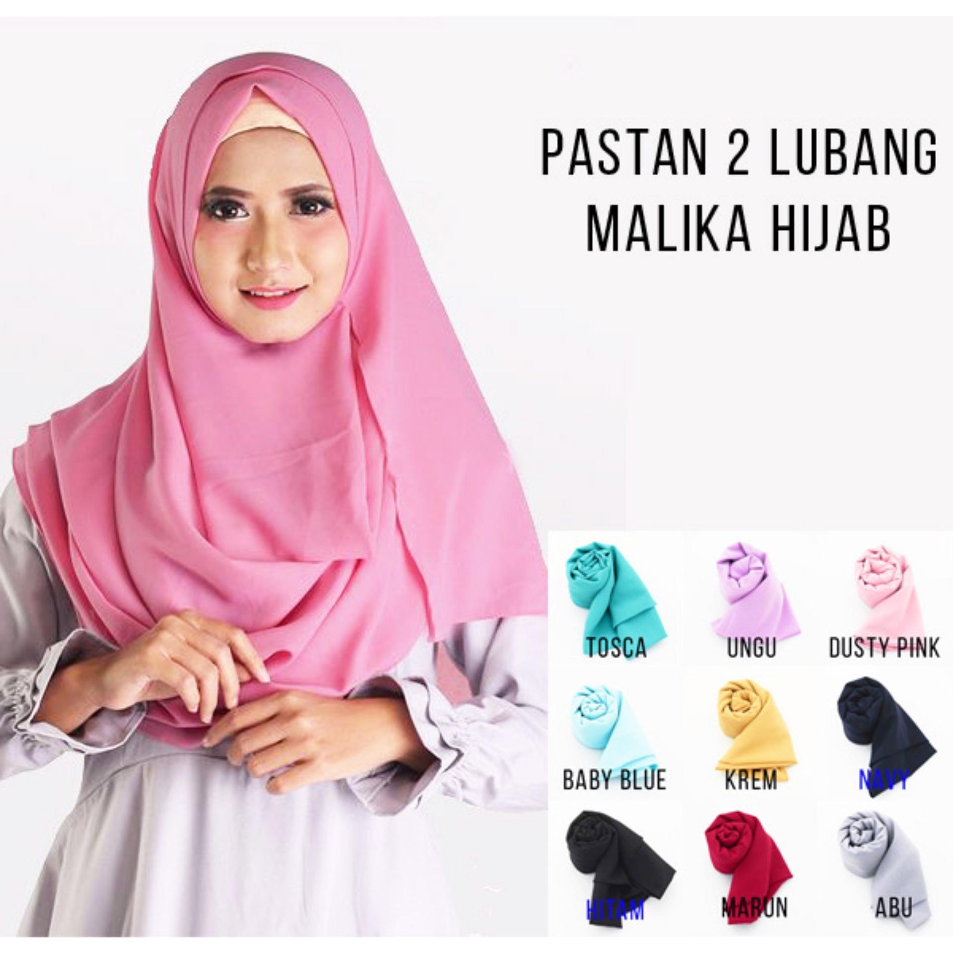 Malika Jualan Online Teraman Dan Terpercaya Hijab New Voal Segiempat Exlusive Print Maxmara Limited Pastan Loop 2 Lubang Pashmina Khimar Kerudung Jilbab Instan Grosir