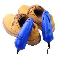 Pengering Sepatu Elektrik 10W 220V US Plug - Blue