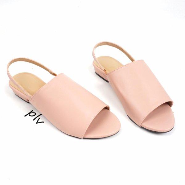 Pluvia - Damira Slingback Heels Sandal DM01 - Salem