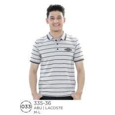 Polo Shirt / Kaos Kerah Wangky Pria 335-36 Azzurra Original