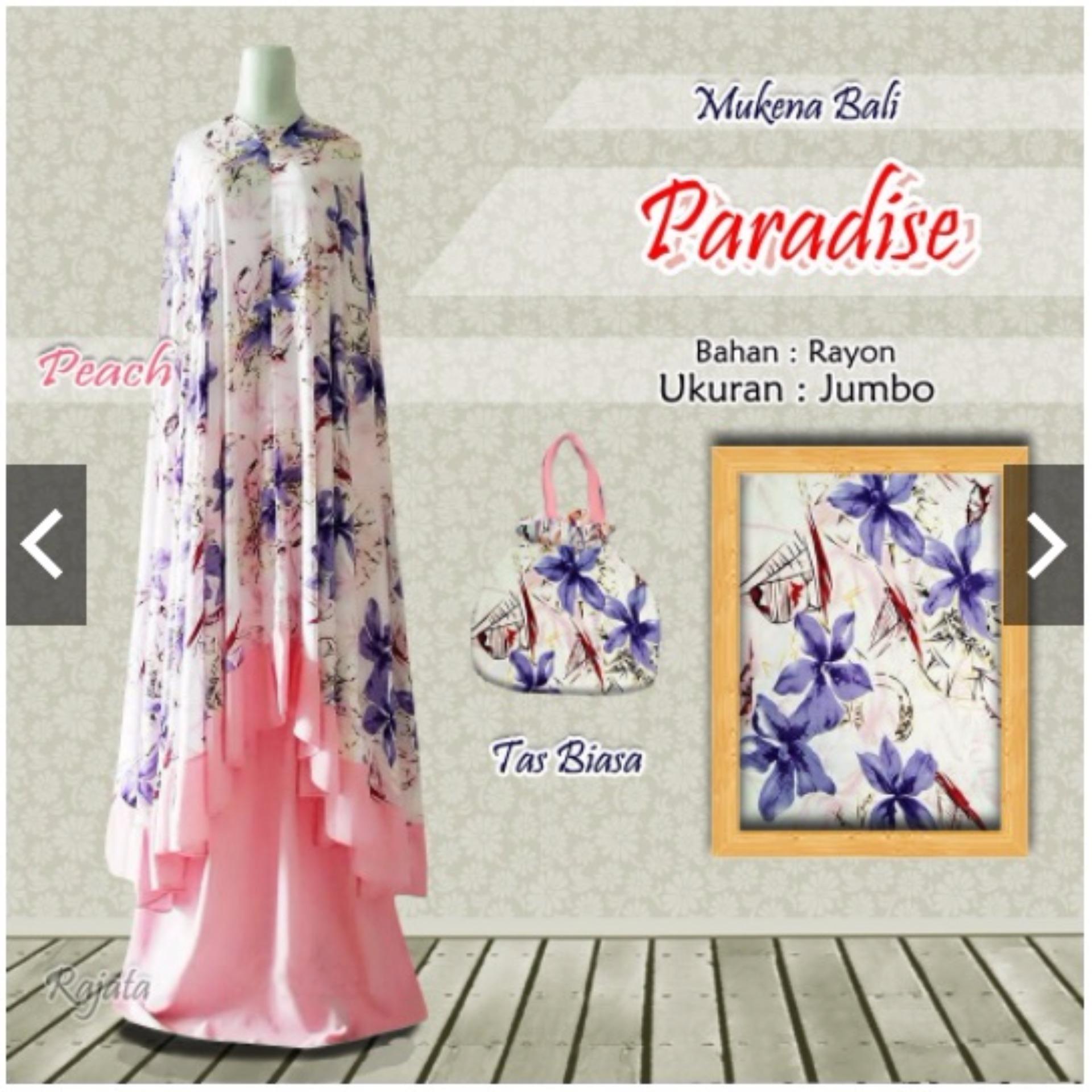 Jual Harga Mukena Bali Jumbo Welcome To Mukenah Cinde Promo Rempel Paradise