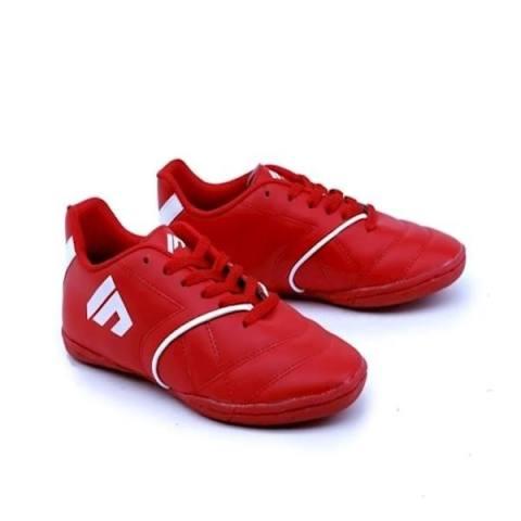 PROMO Sepatu Futsal Termurah Bahan Kulit- Sepatu Putsal Kuat Sudah Di Sol Gs