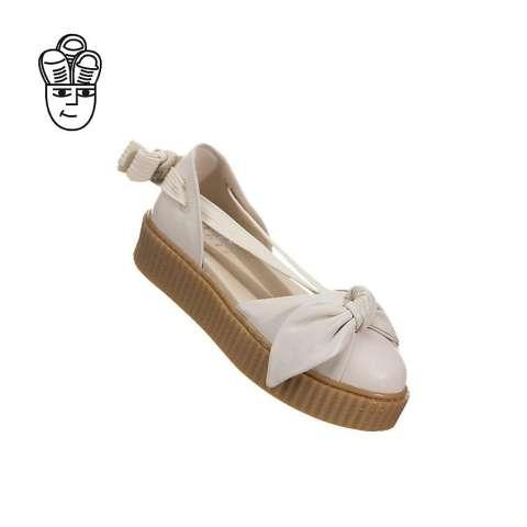 Shoes Sepatu Kets Puma Rihana Tan - Daftar Harga Terlengkap Indonesia d7bee8247b