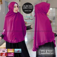 Quail Hijab – Aurora Jumbo Syar'i