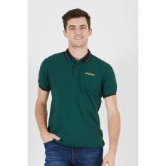 Rown Division Original - Men Poloshirt Vision Green