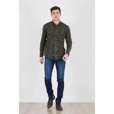 Rown Division Original - Men Shirt Edel Green