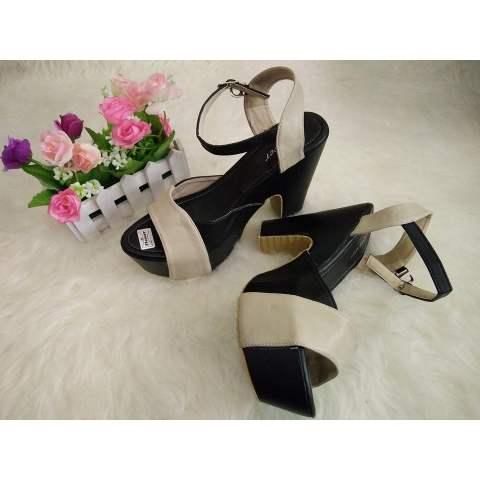 Rsm Sepatu Boot Heels Wanita S233a Tan - Daftar Harga Terlengkap ... 24d3dd925f