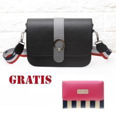 Salvora / fashion wanita /tas / tas wanita / tas mini wanita / tas selempang / tas selempang wanita / tas wanita murah / tas kecil / tas wanita terbaru SV52 GRATIS SV29