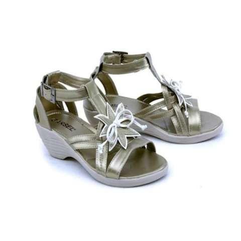 Sandal Anak Perempuan - Wedges Anak Cantiik - Sepatu Sandal Pesta Gs