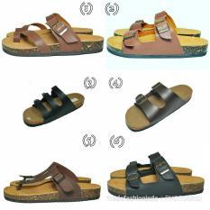 Sandal Kasual Kickers Pria Trend Populer Fashion Sendal Casual Cowok Trendy Keren .