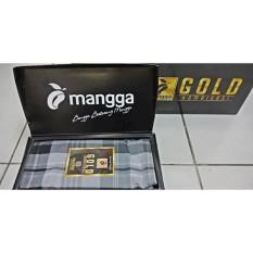 Sarung Tenun Mangga Gold