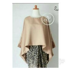 Sb collectio  Atasan blouse Kebaya Citrani Batwing jumbo-Milo