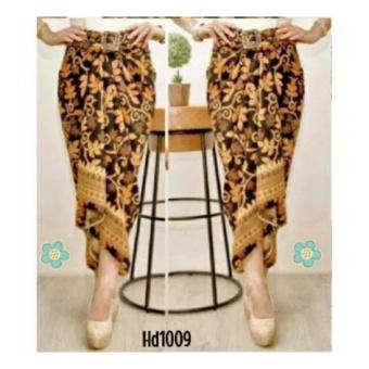 rok lilit SB Collection Rok Maxi Lilit Satrina Batik Long Skirt-Multicolor Murah Promo Diskon