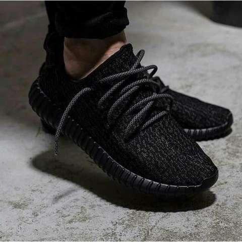 0d4b82ea51d24 new arrivals greece harga jual sepatu adidas yeezy import original boost 350  black pirate dusgzv harga