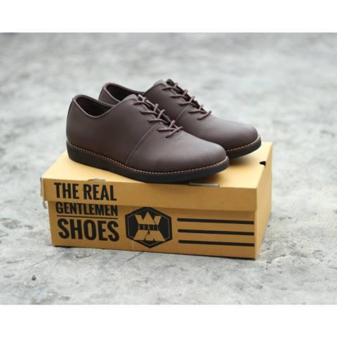 Sepatu BBOTS Formal Pria CASUAL AVAIL NERO Slip On Kerja Formal Kulit Asli  Safety Original Murah 24eb76cc19