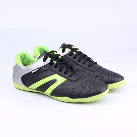 Sepatu Futsal Pria Catenzo NS 090 Hitam Sintetis