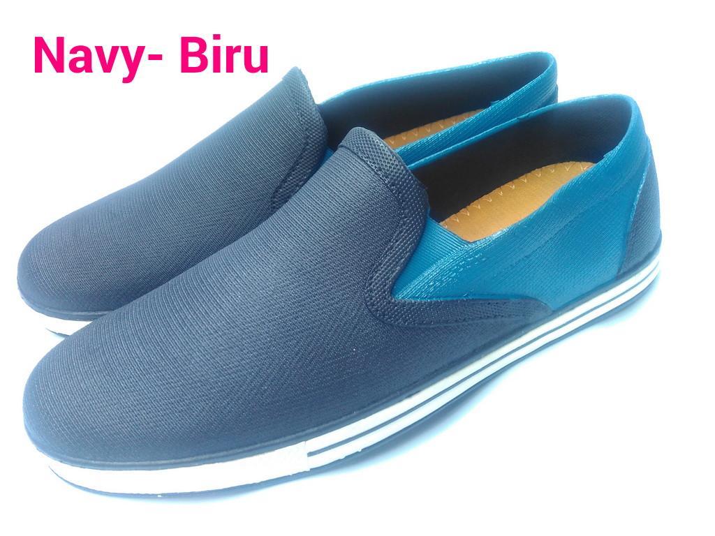 Beli Sekarang Sepatu Slip On Pria Sneakers Casual Jual Eagle Jasmine Running Wanita Blue Citroen 36 Karet New Era Aneka Warna