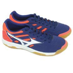 Sepatu Mizuno Original Sala Classic 2 In - Biru