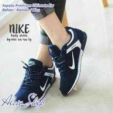 Sepatu Premium Ultimate Kw - Biru - ALCB404TED