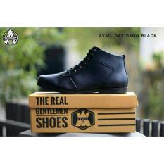 Sepatu Pria Original Brodo  avail footwear Davidson series sepatu formal kerja kantor