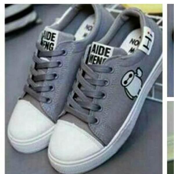 Kiss Shop Sepatu Sneakers Wanita Tali Pita - Daftar Harga Terlengkap ... 5e9b5079d0