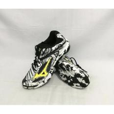 Sepatu voli Mizuno Wave Lightning Z3 - Hitam Putih Kuning