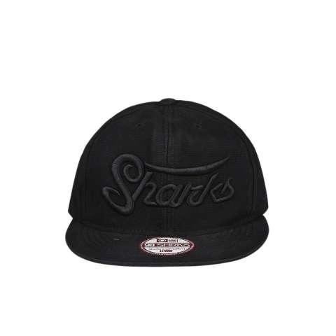 Sharks Men Accessories Hats   Caps Pria Aksesori Topi   Caps Black Hitam Diskon  discount murah 2d90544ecc